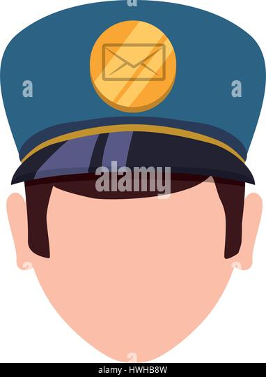 Illustration Mailman Stock Photos & Illustration Mailman Stock ...
