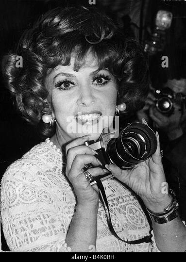 gina lollobrigida actress italian stock photos amp gina
