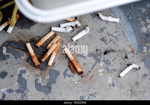 Chicago carton of cigarettes