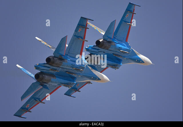 Crash Involving Russian Knights