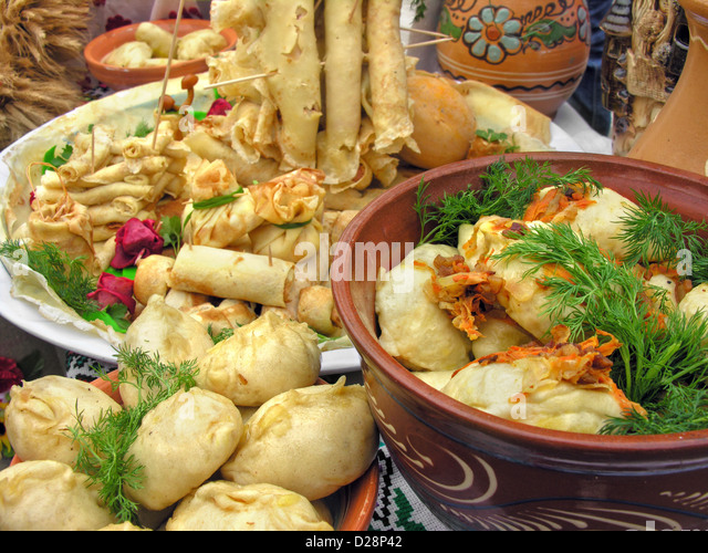 Slavic stock photos slavic stock images alamy for Cuisine ukrainienne