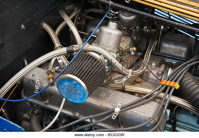 how to clean su carburettor air filters