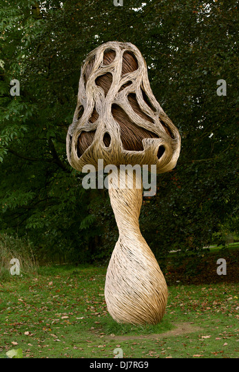 Pleasing Mushroom Sculpture Stock Photos  Mushroom Sculpture Stock Images  With Great Willow Sculpture Of Morel Mushroom Kew Royal Botanical Gardens  Stock  Image With Charming Kate Spade Covent Garden Also Parkers Garden Centre In Addition Garden Centre Rayleigh And Power Garden Tools As Well As Garden Orb Additionally Tapestry Gardens Birkenhead From Alamycom With   Great Mushroom Sculpture Stock Photos  Mushroom Sculpture Stock Images  With Charming Willow Sculpture Of Morel Mushroom Kew Royal Botanical Gardens  Stock  Image And Pleasing Kate Spade Covent Garden Also Parkers Garden Centre In Addition Garden Centre Rayleigh From Alamycom