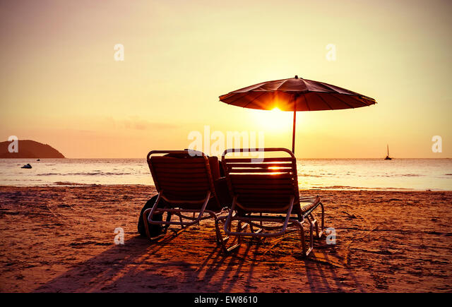 Beach Chairs Stock Photos Beach Chairs Stock Images Alamy
