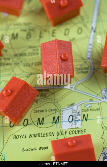 how to get houses in monopoly