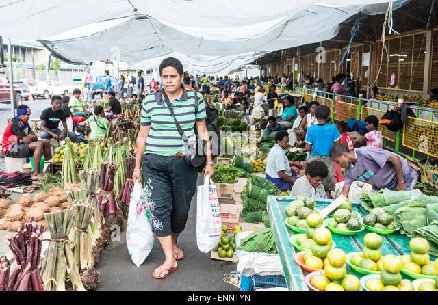 Suva Fiji And Fruit Stock Photos Suva Fiji And Fruit Stock