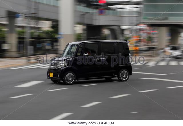Toyota japanese economy stock photos toyota japanese for Honda motor company stock