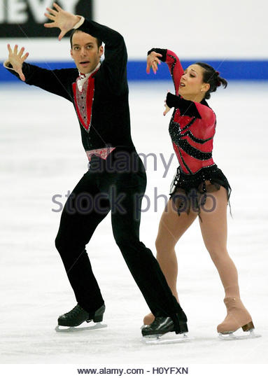 Are the figure skating pairs dating