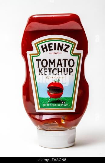 Heinz Ketchup Stock Photos & Heinz Ketchup Stock Images