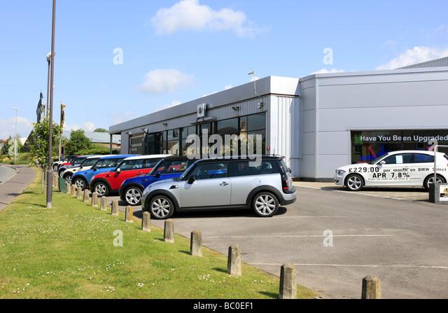 Bmw Dealership Stock Photos Amp Bmw Dealership Stock Images Alamy