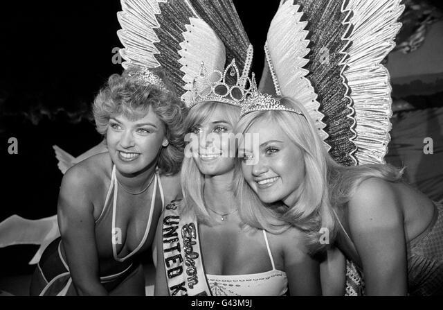 Della Dolan Miss England Stock Photos & Della Dolan Miss