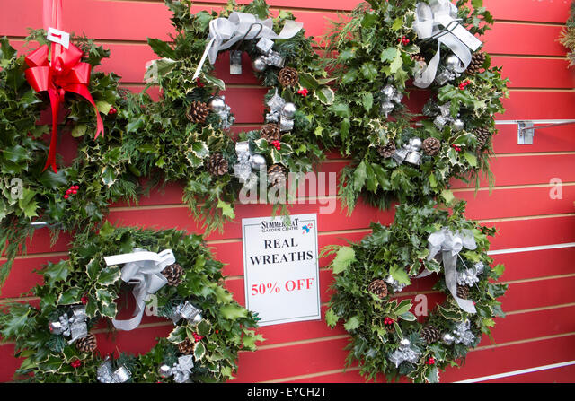 Christmas Wreaths Stock Photos & Christmas Wreaths Stock Images ...