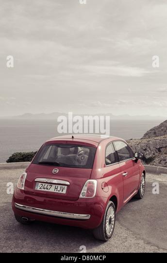 Fiat L Rental Car In Europe Italy