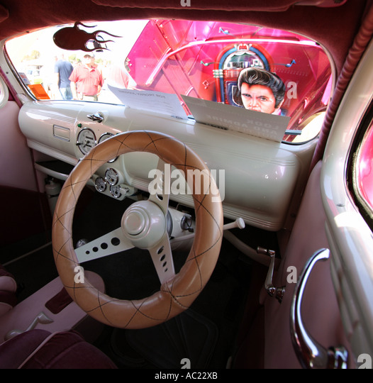 modified car interior stock photos modified car interior stock images alamy. Black Bedroom Furniture Sets. Home Design Ideas