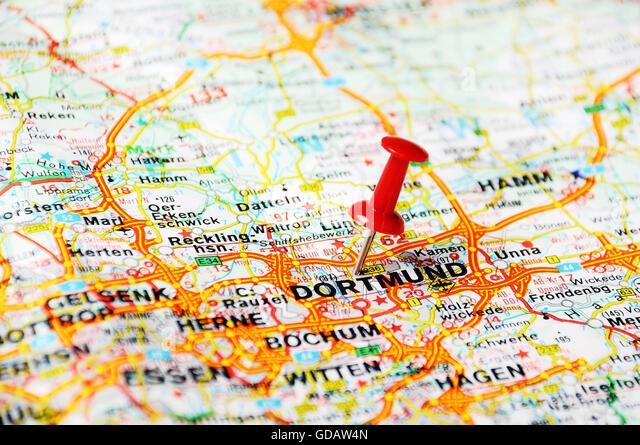 Geography Travel Germany Dortmund Stock Photos Geography Travel