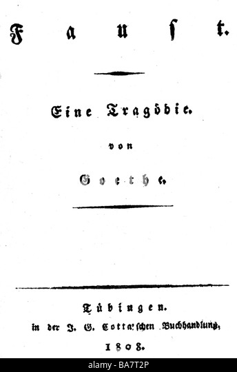 """the works and contribution of johann faust Faust"""" by johann wolfgang von goethe and its translation into hebrew person and a man of spirit the critique of the political, social and religious phenomena of goethe's time contributed to the ongoing popularity of the work, one of the reasons for which being that these phenomena have not dissipated with time."""