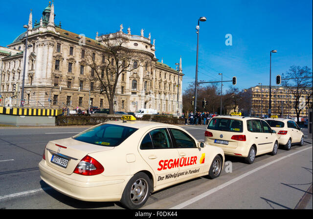 taxi munich stock photos taxi munich stock images alamy. Black Bedroom Furniture Sets. Home Design Ideas