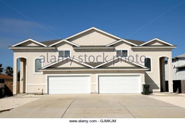 Semi Detached House semi detached home stock photos & semi detached home stock images