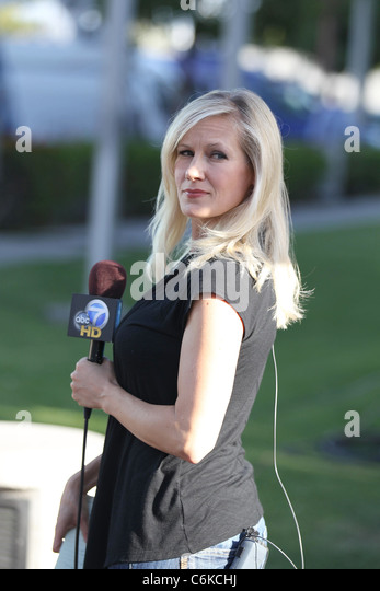 Melissa McBride reporter