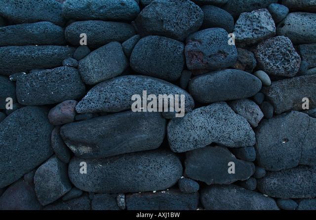 Rock Wall Hawaii Stock Photos Rock Wall Hawaii Stock