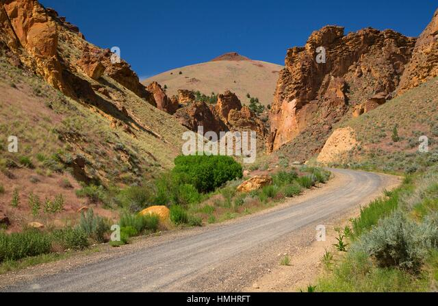 leslie gulch oregon stock photos leslie gulch oregon stock images alamy. Black Bedroom Furniture Sets. Home Design Ideas