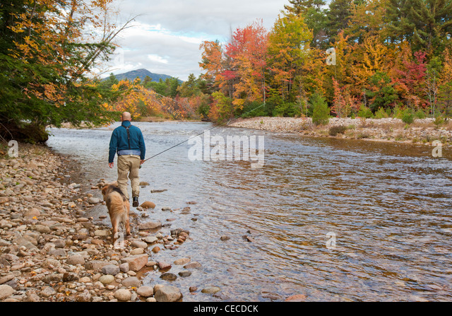 Monkman stock photos monkman stock images alamy for Swift river fly fishing
