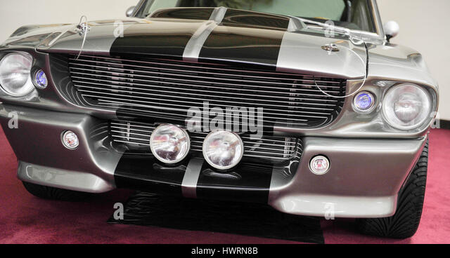 Shelby Gt500 Mustang Stock Photos  Shelby Gt500 Mustang Stock