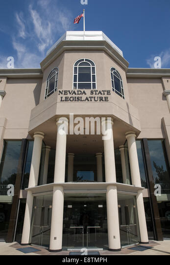 The legislature of nevada state
