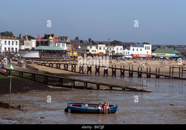 Southend Map - Street and Road Maps of Essex England UK
