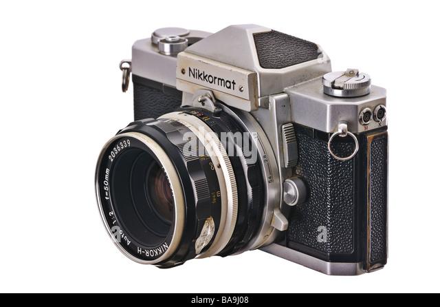 nikon 35mm film camera stock photos   nikon 35mm film camera stock images alamy Nikon F5 Nikkormat FT