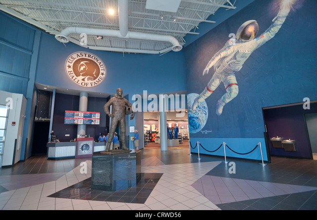 united states astronaut hall of fame - photo #18