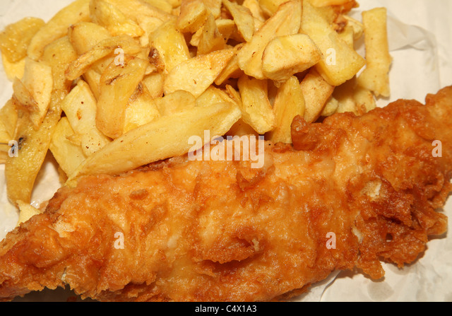 Fish And Chips Paper Stock Photos & Fish And Chips Paper Stock Images - Alamy