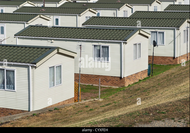 Prefab house stock photos prefab house stock images alamy for Prefab concrete house