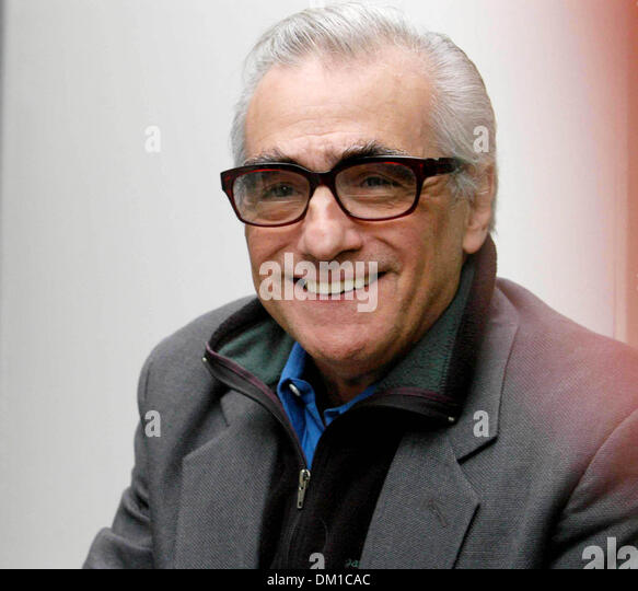 The Departed Martin Scorsese: Martin Scorsese Jack Nicholson Departed Stock Photos