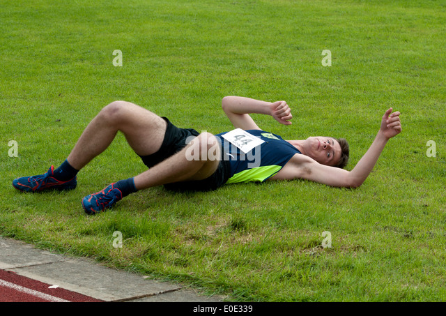 Exhausted Athlete Stock Photos & Exhausted Athlete Stock ...
