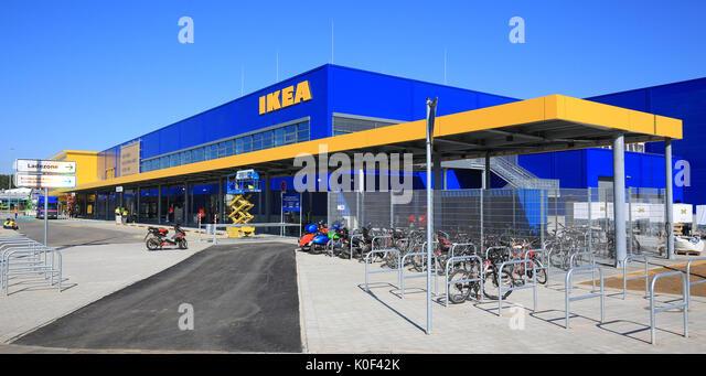 Ikea entrance stock photos ikea entrance stock images for Ikea ft lauderdale