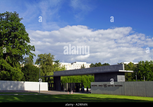 Headquarters In Geneva Stock Photos & Headquarters In ...