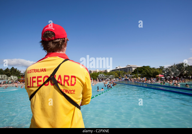how to become a lifeguard in australia