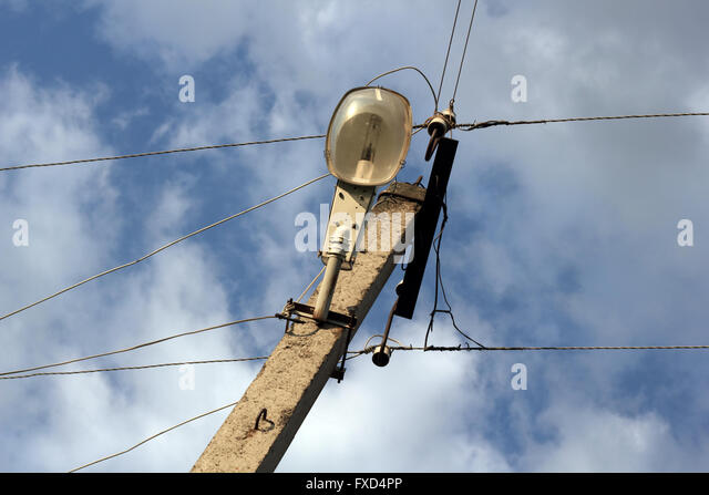 electrical wire support column stock photos & electrical wire, wiring, electrical wiring support