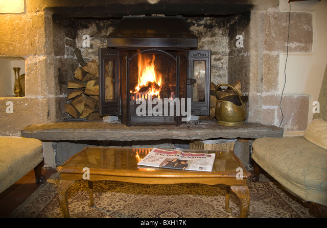 Inglenook Fireplace Stock Photos & Inglenook Fireplace Stock ...