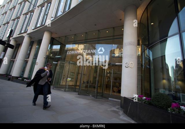 Commerzbank stock photos commerzbank stock images alamy - Commerzbank london office ...
