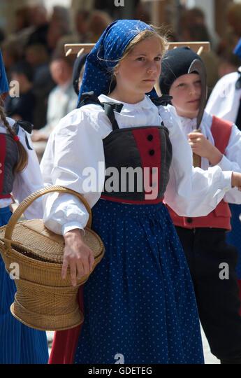 geography travel germany bavaria tradition folklore stock. Black Bedroom Furniture Sets. Home Design Ideas