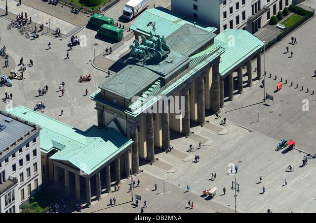 Berliner Platz 2 L Sungen aerofoto stock photos aerofoto stock images alamy