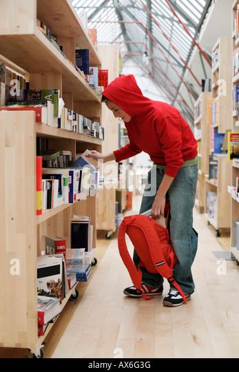 If your teen is shoplifting
