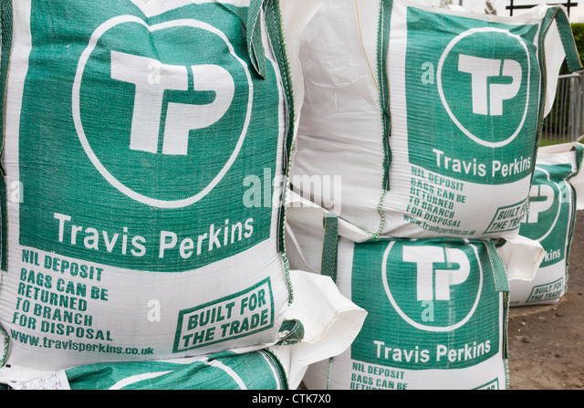 Travis perkins sandbags