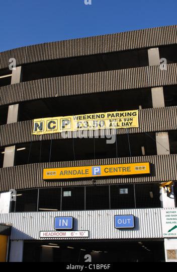 Car Parking Glasgow City Centre Ncp