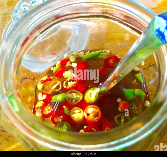Nam pla stock photos nam pla stock images alamy for Thai fish sauce