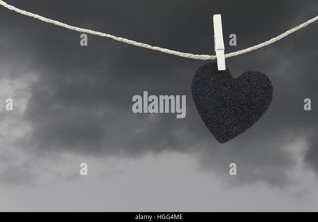 Symbol Of Unrequited Love Stock Photos Symbol Of Unrequited Love
