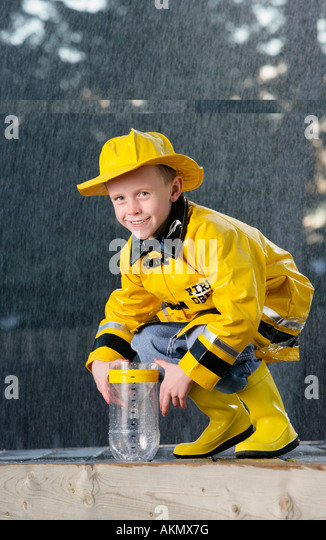 child fireman stock photos child fireman stock images. Black Bedroom Furniture Sets. Home Design Ideas