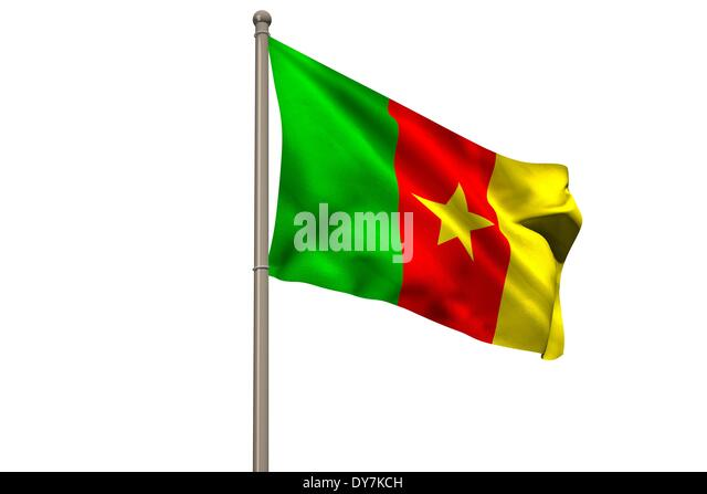 Cameroon National Flag For Sale